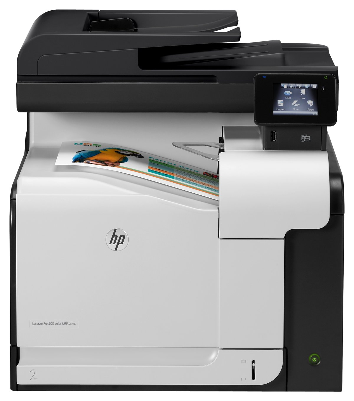 hp laserjet 500 mfp m525 printer driver