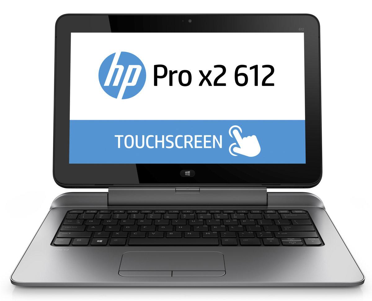HP G8W33AV - HP Pro x2 612 G1 Tablet with Power Keyboard