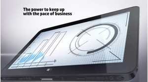HP Pro x2 612 G1 Tablet with Power Keyboard