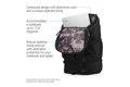 diapositiva 1 de 20,aumentar tamaño, mochila odyssey hp de 15,6 pulg. negra