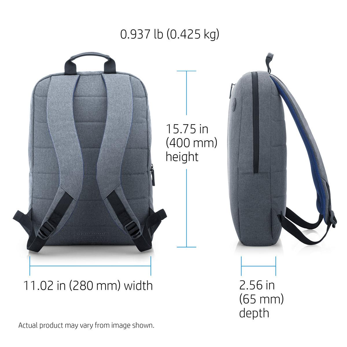 diapositive 1 sur 4,agrandir l'image, sac à dos économique hp 15,6 pouces