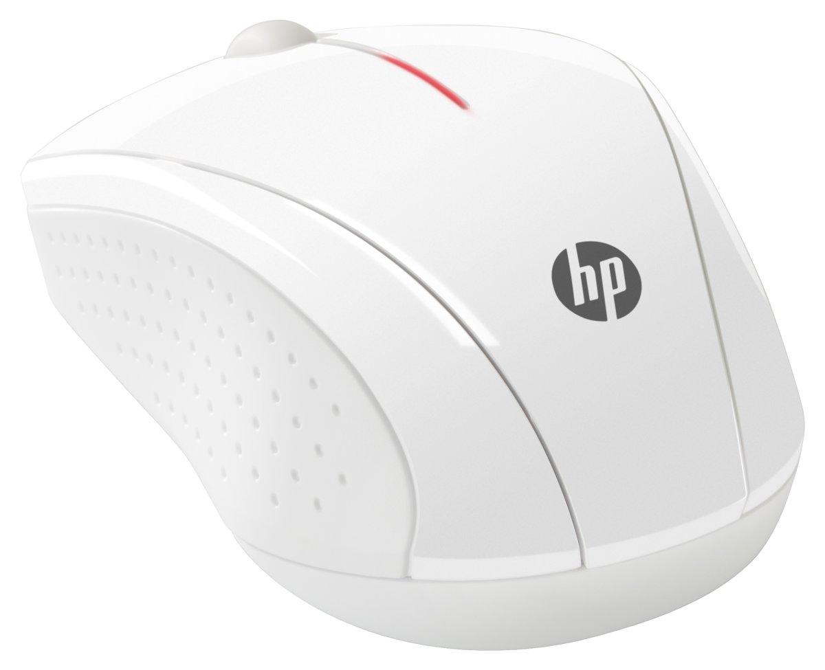 HPshopie HP X3000 Mice RF Wireless Optical 1200 DPI Ambidextrous White