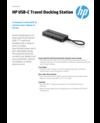 HP Spectre USB-C™ Travel Dock