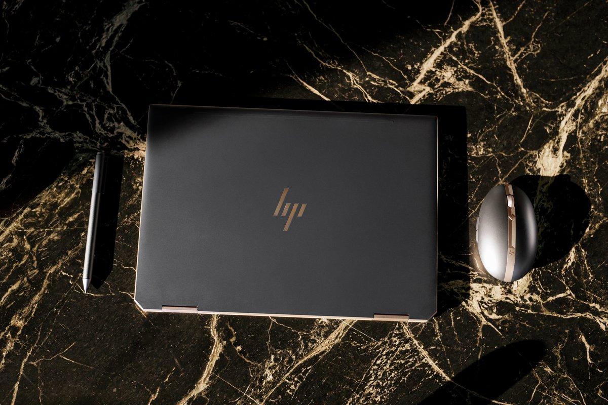 b418bb95dc2 HPshop.ie HP Spectre Rechargeable 700 mice RF Wireless+Bluetooth+USB Laser  1600 DPI Black,Copper