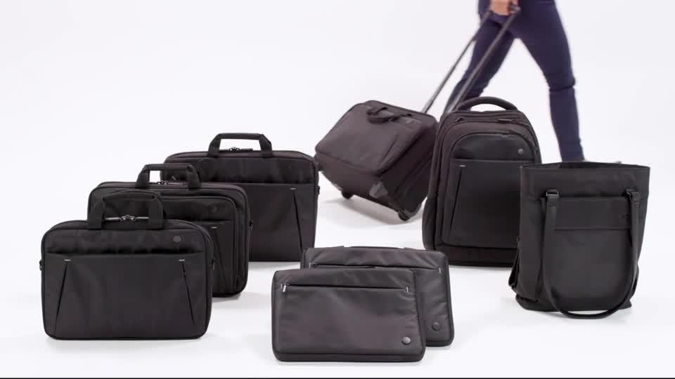 d18da1f797f5c HP 1FK07AA HP 15.6 Classic Briefcase Notebook Çantaları