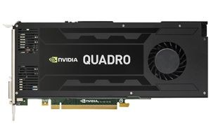 NVIDIA Quadro K4200 4GB Graphics Card