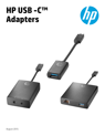 HP USB -C™ Adapters