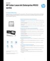 HP Color LaserJet Enterprise M553 series (Valid for MEMA)