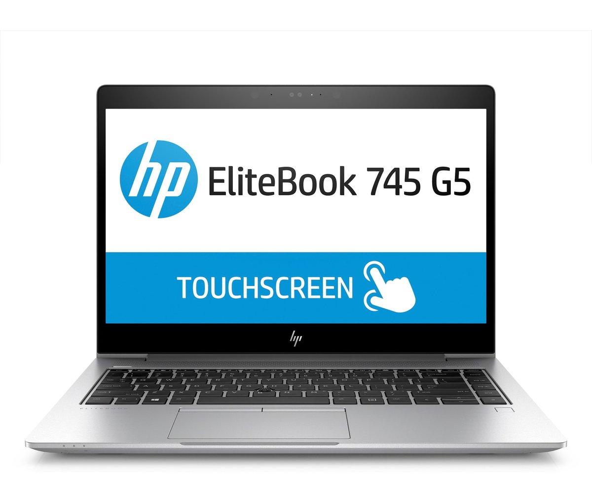 Hp Elitebook 745 G5 Ryzen 5 2500u 8gb 256gb Radeon Vega 14 Inch