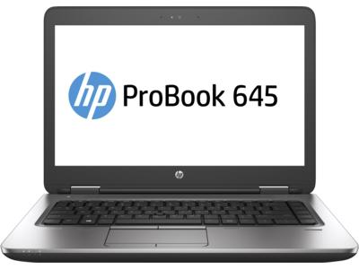HP ProBook 645 G3 Notebook PC (ENERGY STAR)