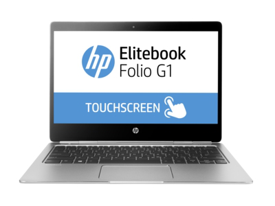 HP EliteBook Folio G1 Notebook PC (ENERGY STAR)