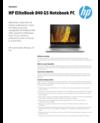 AMS NB - HP EliteBook 840 G5 Notebook PC Datasheet - EN 11/18
