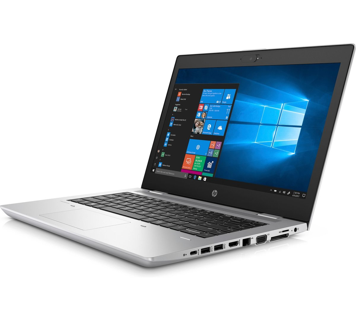 HP ProBook 640 G4 [4CG94PA] 14 inch Professional Laptop - Notebooks and Laptops - Landmark Computers