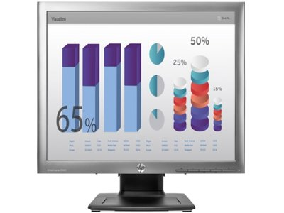HP EliteDisplay E190i 48 cm (18.9') 5:4 LED Backlit IPS Monitor (ENERGY STAR)