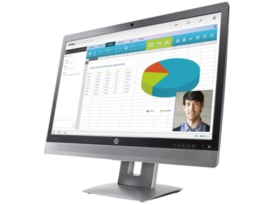 Product | HP EliteDisplay E240c - LED monitor - Full HD (1080p) - 23 8