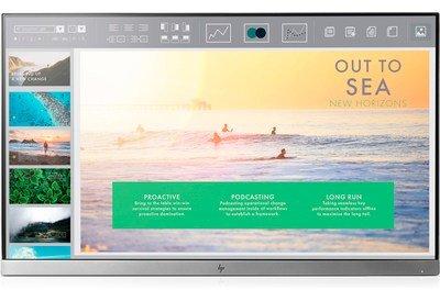 "HP EliteDisplay E233 58.42 cm (23"") Monitor Head Only"