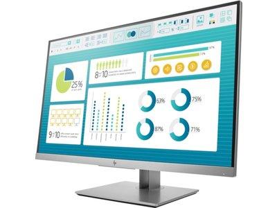 HP EliteDisplay E273 - LED monitor - Full HD (1080p) - 27%22