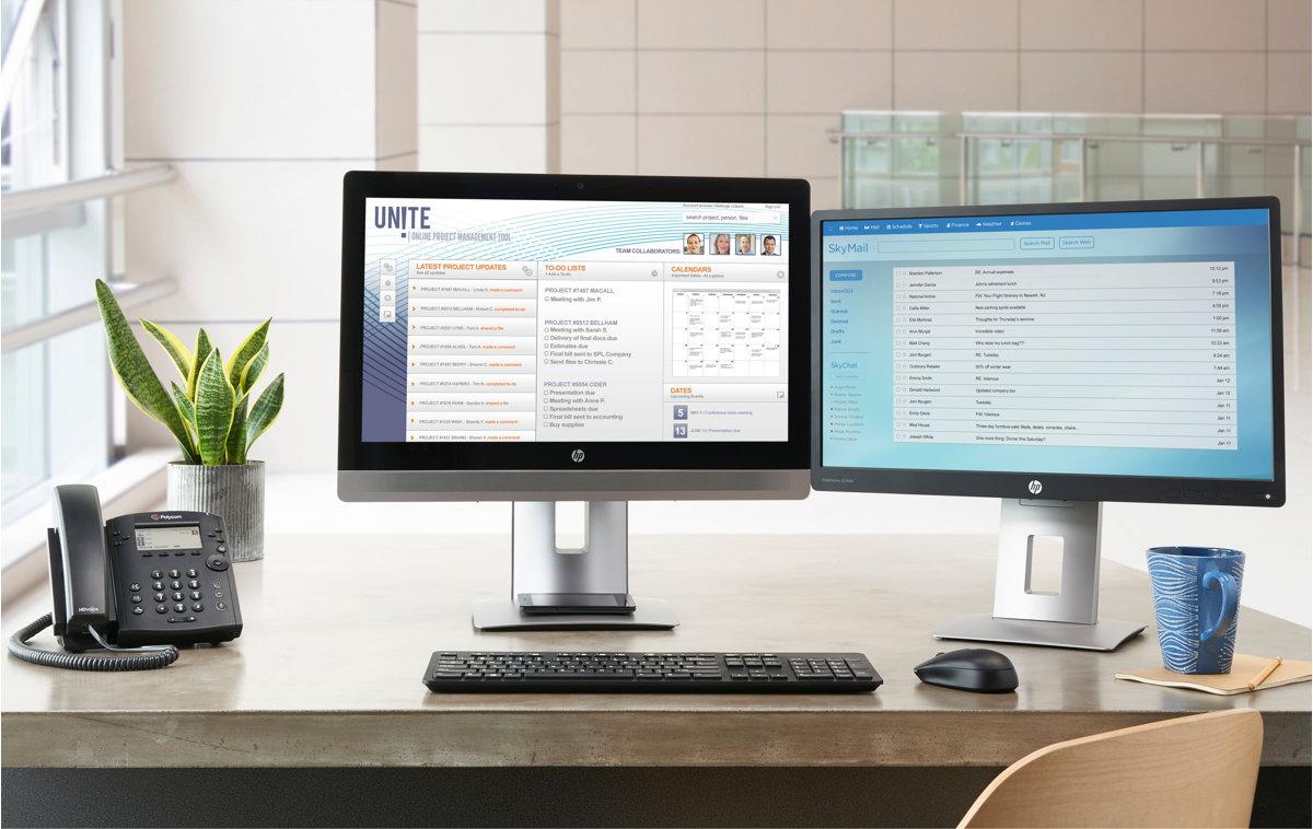 Office depot mobile glass desk - Media