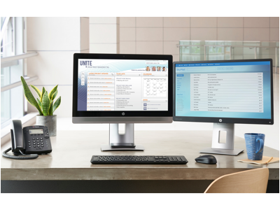 HP EliteDisplay E242 24-inch Monitor
