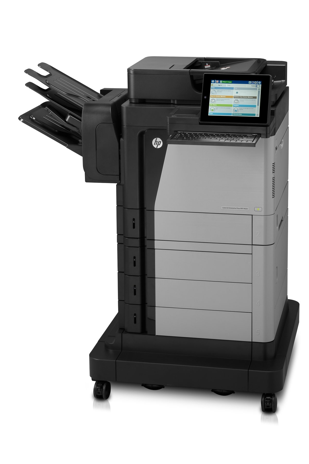 hp series envelope pdf feeder laserjet enterprise