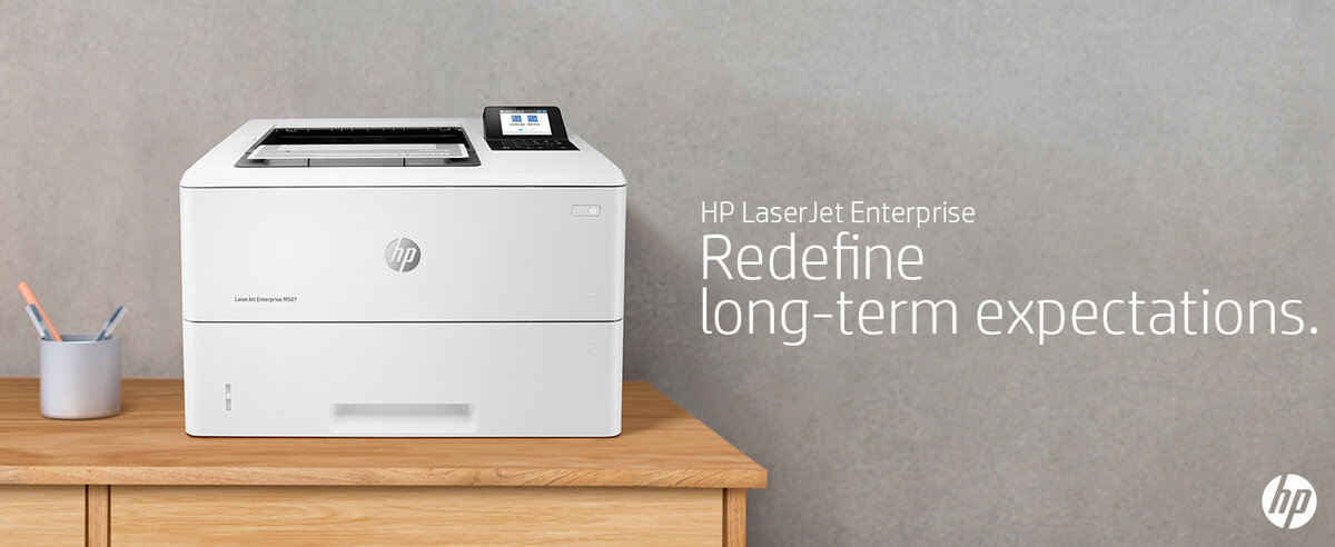 HP LaserJet Enterprise M507