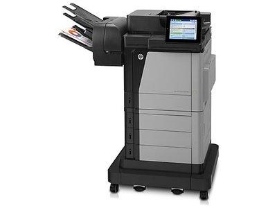 Product | HP LaserJet Enterprise MFP M725z - multifunction
