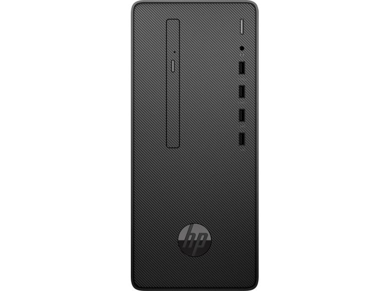 HP Desktop Pro MT G2 i3-8100 4GB DDR4 1TB 7200rpm SATA DOS 1Yr + HP V197  18 5-In LED Monitor - 5JP67EA