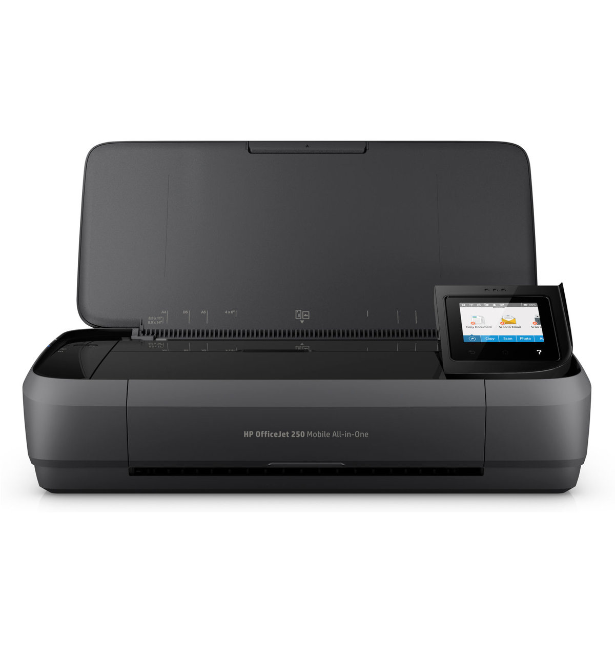Hp Officejet 250 All In One Portable Printer With Wireless Mobile