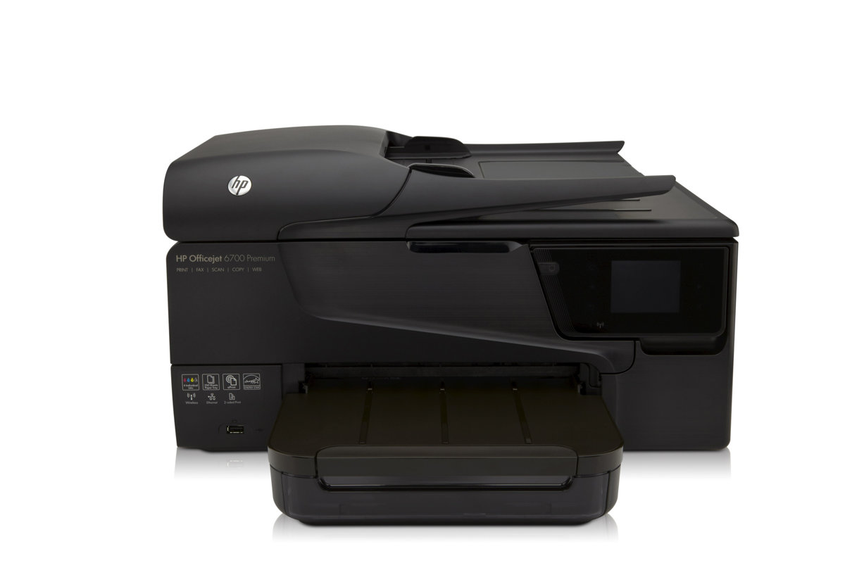 HP Officejet 6700 Premium E All In One Printer Copier Scanner Fax