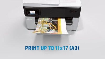 slide 3 of 15,zoom in, hp officejet pro 7740 wide format all-in-one printer