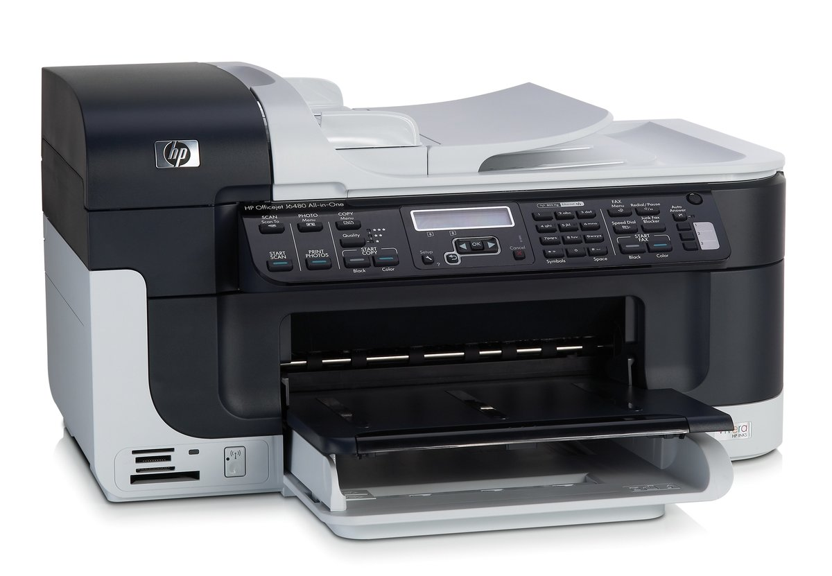 hp officejet j6480 color flatbed all in one by office depot officemax rh  officedepot com Install HP Officejet Pro 6830 HP Officejet J6480 Manual PDF