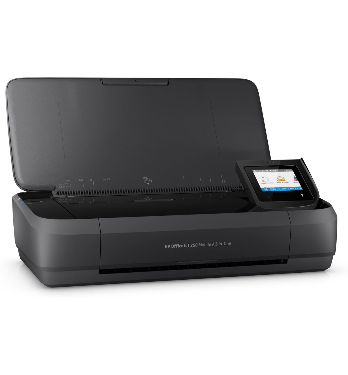 HP OfficeJet 250 (CZ992A) All-In-One Duplex Wireless Mobile Portable Color  Inkjet Printer - Newegg.com