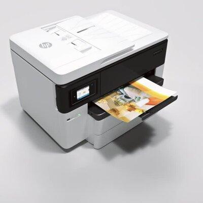 slide 2 of 15,zoom in, hp officejet pro 7740 wide format all-in-one printer