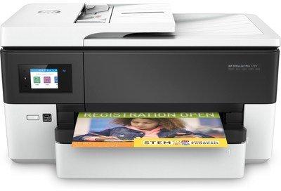 HP OfficeJet Pro 7720 大尺寸 All-in-One 印表機