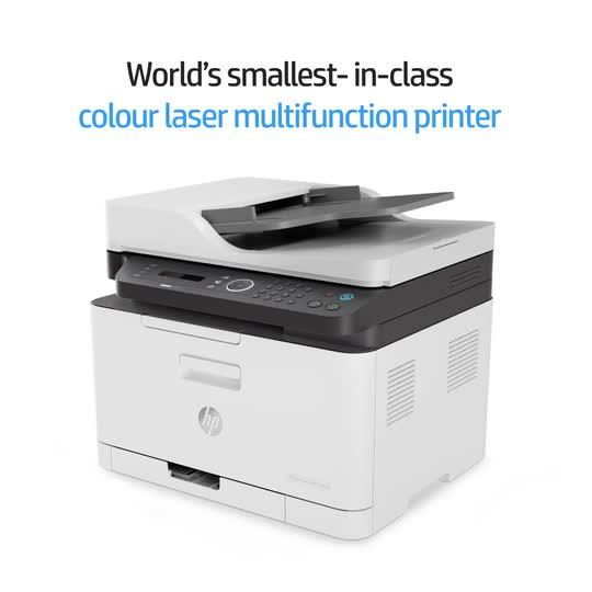 slide 1 of 13,show larger image, hp color laser mfp 179fnw