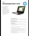 AMS HP Chromebook x360 11 G1 EE Datasheet