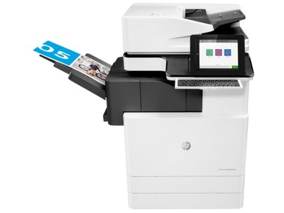 HP Color LaserJet Managed Flow MFP E87640z Plus - Bundle Product 40 ppm