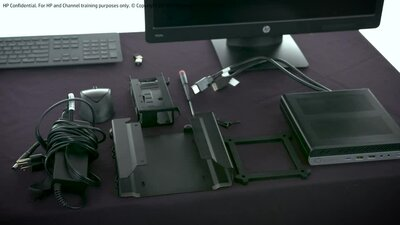 HP EliteDesk 800 G4 - mini desktop - Core i7 8700T 2 4 GHz - 16 GB - 512 GB  - US