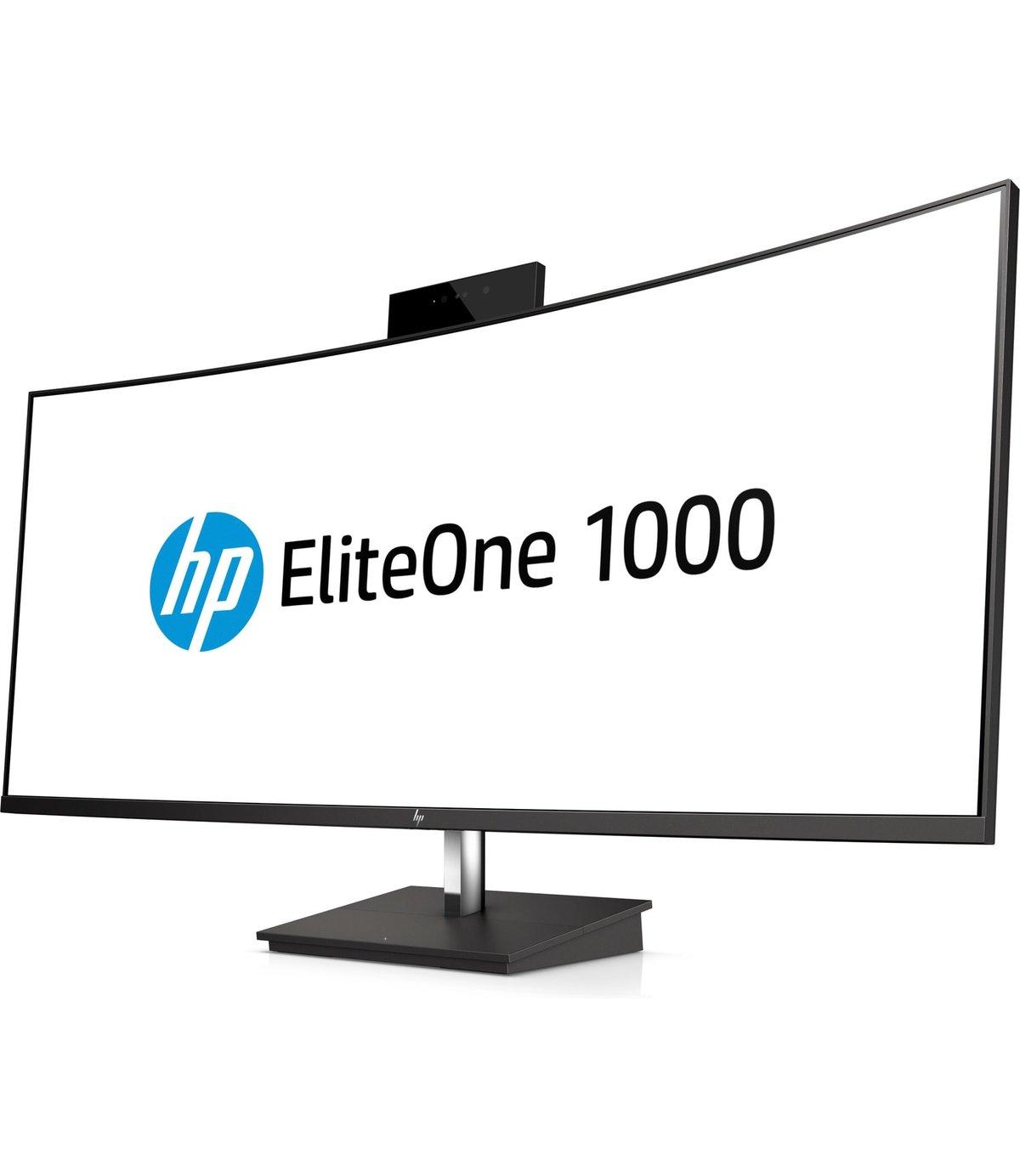 diapositive 3 sur 3,agrandir l'image, pc professionnel tout-en-un hp eliteone 1000 g2 34 pouces, incurvé