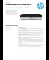 HP EliteDesk 800 65W G4 Desktop Mini PC
