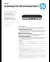AMS DT - HP EliteDesk 705 35W G4 Desktop Mini PC EN 12/18