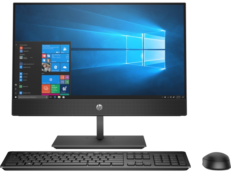 HP Business Desktop ProOne 600 G4 All-in-One Computer - Core