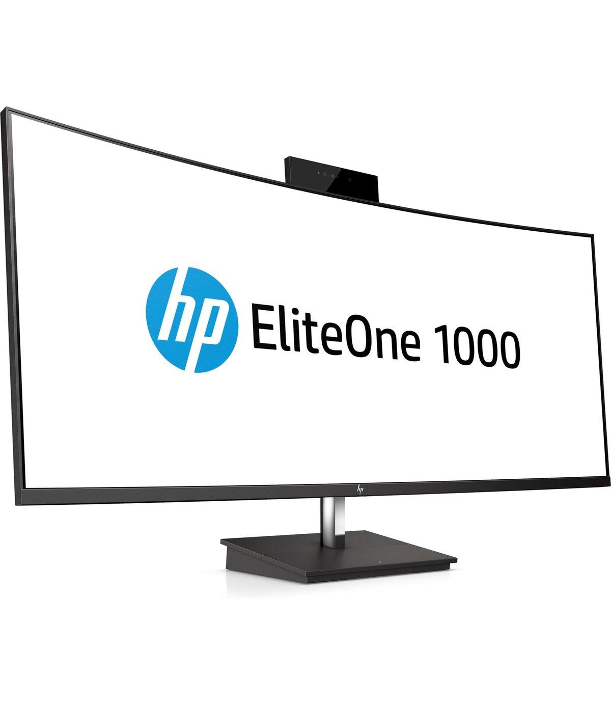 diapositive 2 sur 3,agrandir l'image, pc professionnel tout-en-un hp eliteone 1000 g2 34 pouces, incurvé