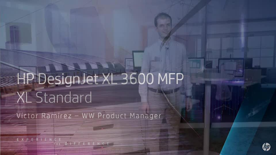 HP DesignJet XL 3600 - Rapids Reproductions