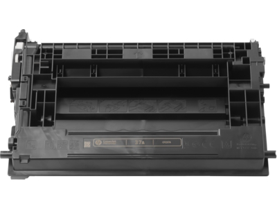HP 37A Black Original LaserJet Toner Cartridge