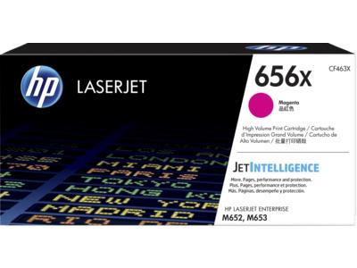 HP 656X High Yield Magenta Original LaserJet Toner Cartridge