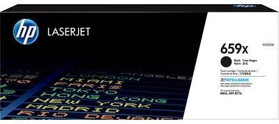 HP 659X High Yield Black Original LaserJet Toner Cartridge