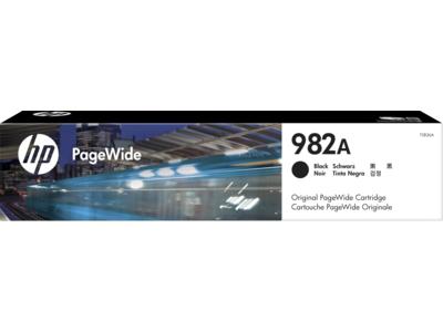 HP 982A Black Original PageWide Cartridge