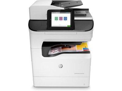 HP PageWide Enterprise Color MFP 780dns - multifunction printer - color