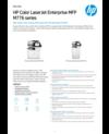 HP Color LaserJet Enterprise MFP M776 series (Valid for WE MEMA Israel)